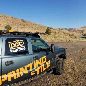Dan Davis Painting & Title